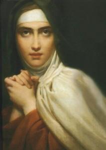 Schilderij Teresa van Avila
