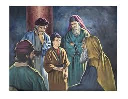 Jezus in de tempel 2