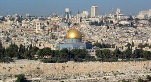 Jonge Remonstranten naar Israël en Palestina