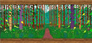 Hockney/Van Gogh